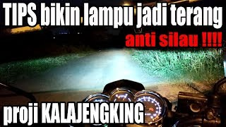 Proji kalajengking vahid ultimate custom, ballast k9 vahid || chudax bikers shop