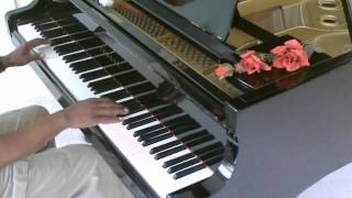 The Wiz - Be A Lion (Piano)
