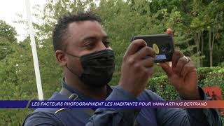 Yvelines | Les facteurs photographient les habitants pour Yann Arthus Bertrand