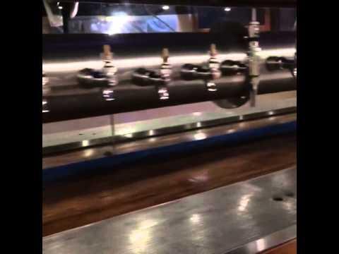 Custom Draft Beer Tower, 28 Faucets