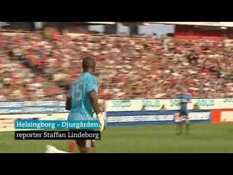 Helsingborgs IF - Djurgårdens IF (2010-08-05)