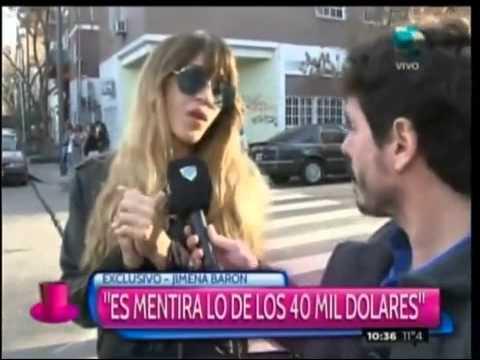 """Jimena Barón: Daniel sale, tiene mil novias y a mí no se me quieren acercar"""""""