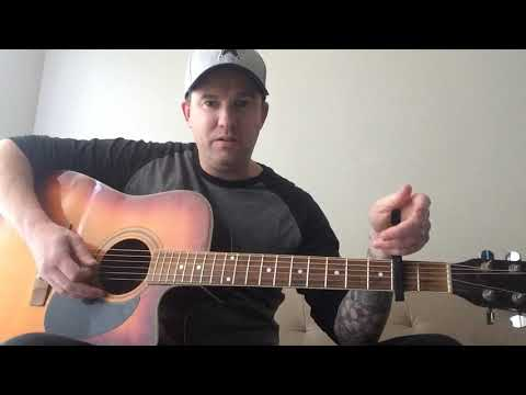 Mmmbop Hanson acoustic guitar lesson
