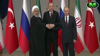 Türkiyə-Rusiya-İran üçlüyünə qarşı Səudiyyə-İsrail-ABŞ bloku