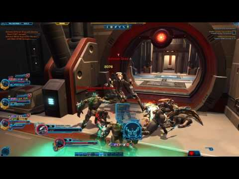 SWTOR: Trial and Error Uprising (Story)