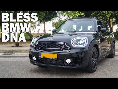 Review: 2019 MINI Countryman Cooper S ALL4 | Full Interior & Exterior Tour, Test Drive