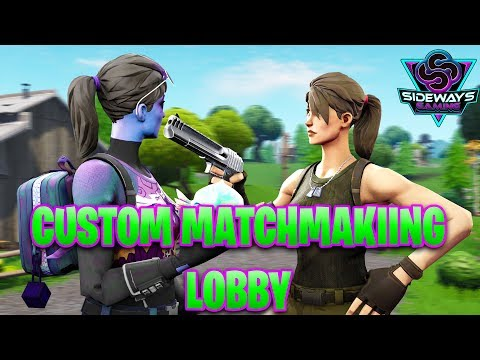 use matchmaking in a sentence