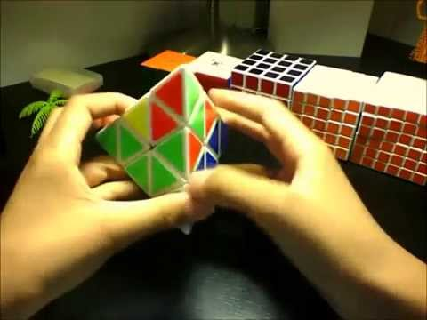 how to solve a pyraminx algorithms