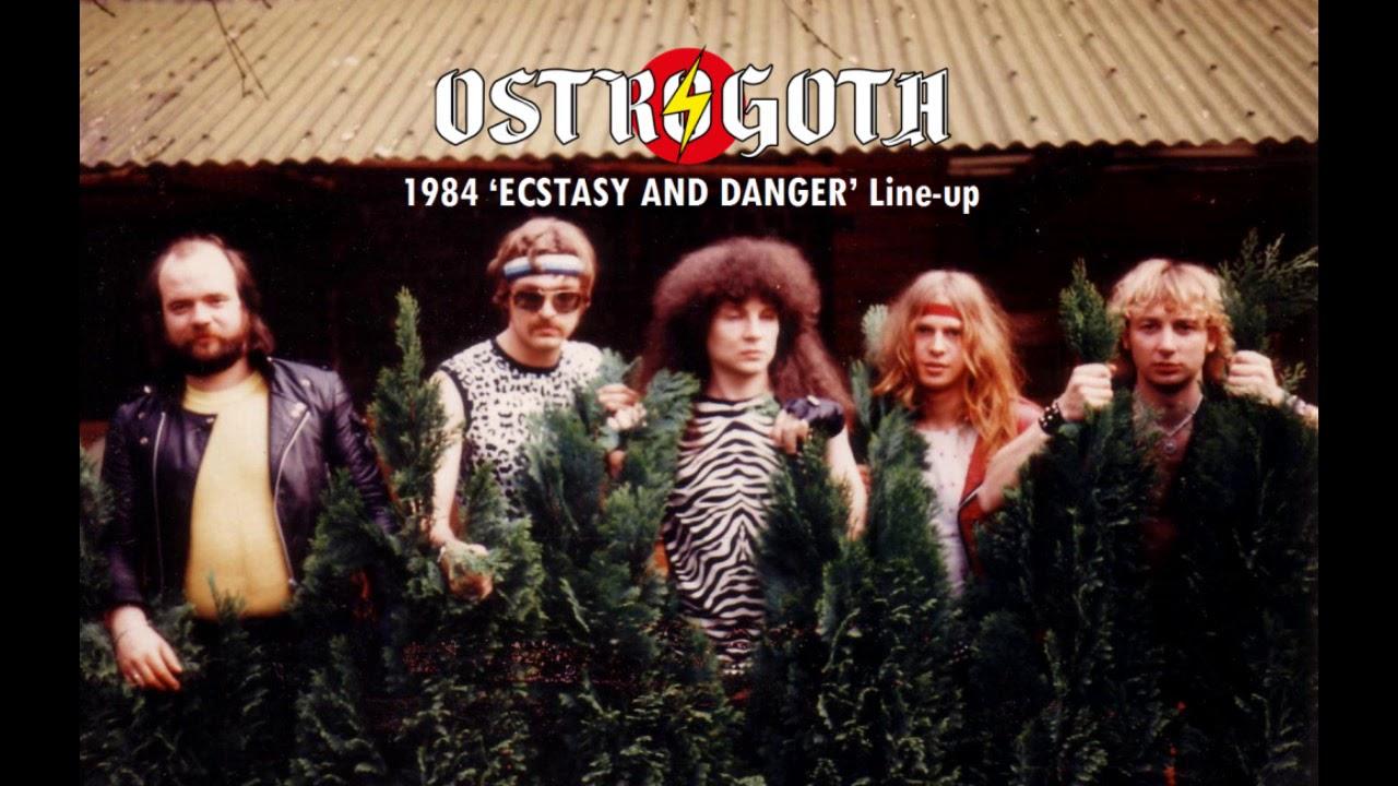 Ostrogoth-Queen of Desire - Subtitulado en español