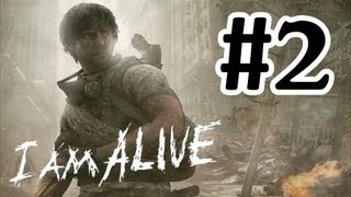 I Am Alive Walkthrough Part 2 - PC Max Settings Gameplay With Commentary 1080P
