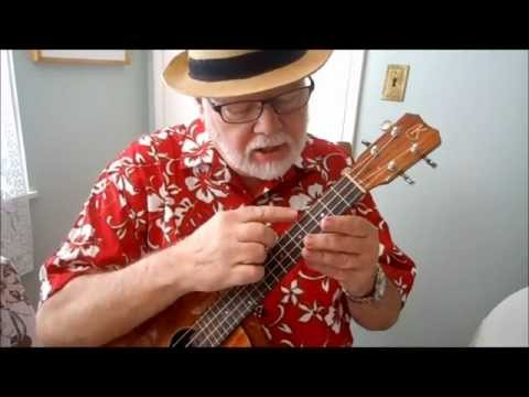 HAWAIIAN VAMPS for the UKULELE in FIVE BASIC KEYS - Taught by