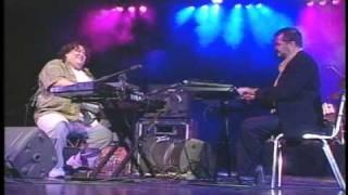 EUGENIO TOUSSAINT & Sergio TIMO Quintana - Morning (Clare Fischer) en directo