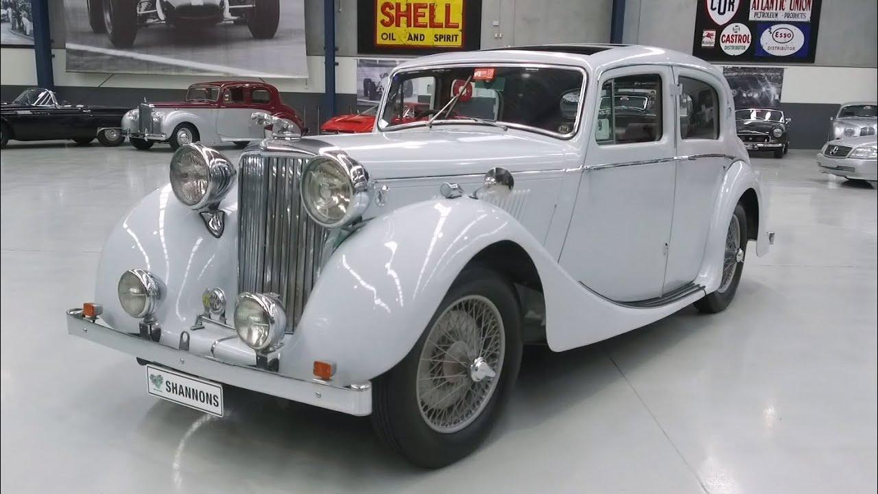 1948 Jaguar MKIV 1½ Litre Saloon -  2020 Shannons Autumn Timed Online Auction