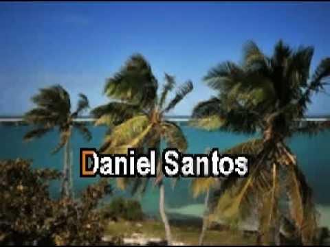 Palmeras Daniel Santos lta) karaoke