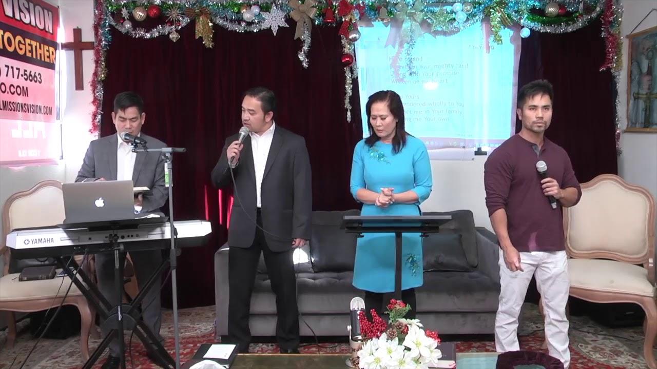 11/25/18 Praise & Worship Afternoon