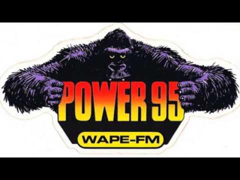 WAPE 95.1 Jacksonville - Trane - 2000