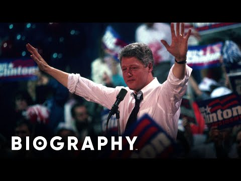 Bill Clinton, 42nd President of the United States | Biography