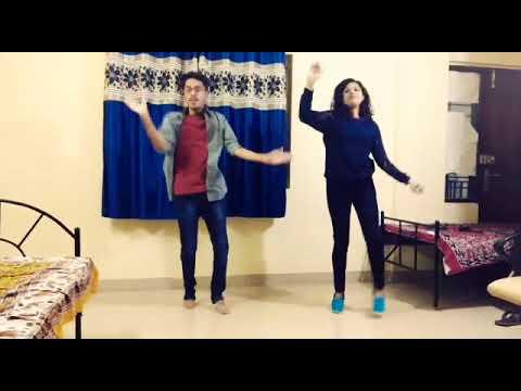 """3 Peg Sharry Mann "" Nach Baliye Punjabi song  l priyanka pandey ft Deepanker 😎😃😍"
