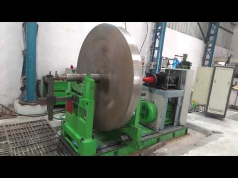 flywheel power generation by chaganti