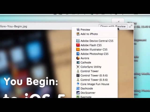 dashcode for mac lion