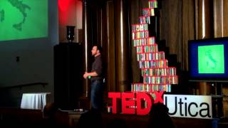 Redefining Our Food Culture: Martin Butts At Tedxutica