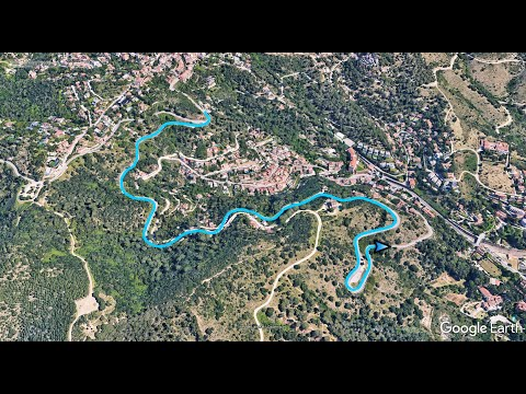 3D Map overlay for GoPro videos with GPS and Google Earth