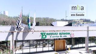 Instituto Butantan MBA Vídeo Institucional