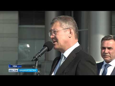 «Башавтотранс» получил 110 автобусов для пригородных направлений