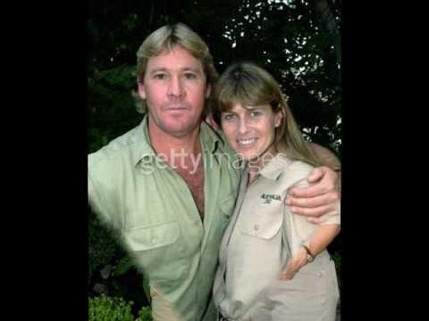 My Steve and Terri Irwin Video - YouTube  My Steve and Te...