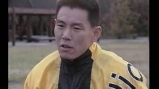故・黒澤浩樹氏は極真会館所属ではありませんがこの映像時は極真会館所...
