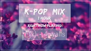 [ Chill - K-pop mix | 1 hour playlist ]