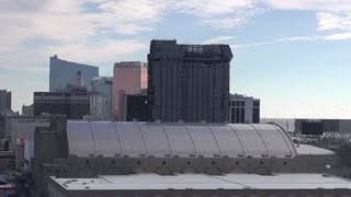 Trump Plaza implosion: The Atlantic City casino came down this morning