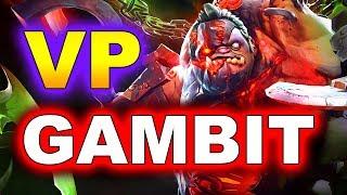 VIRTUS.PRO vs GAMBIT - CIS FINAL - CHONGQING MAJOR DOTA 2