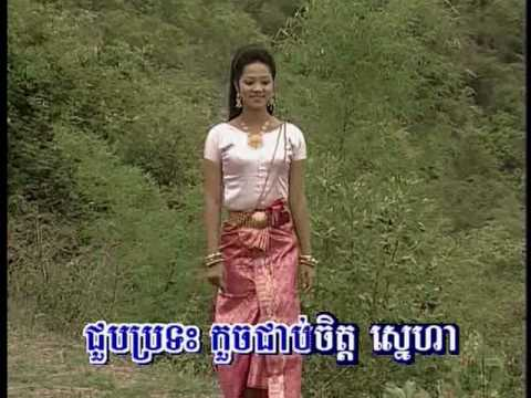 Snaeh Douch Bom Nong (Karaoke)