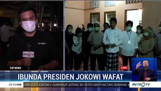 Gambar cover Breaking News - Ibunda Presiden Joko Widodo Wafat