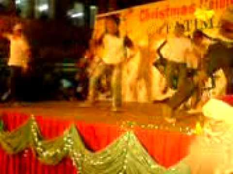 marino boyz in fatima christmas party 2007