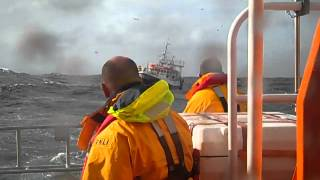 French fishing boat rescue. Uncut version
