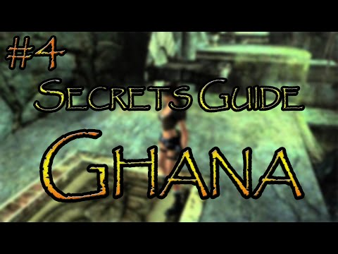 Tomb Raider Legend: Ghana Rewards