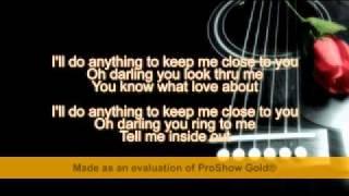 trix - close to you ( i