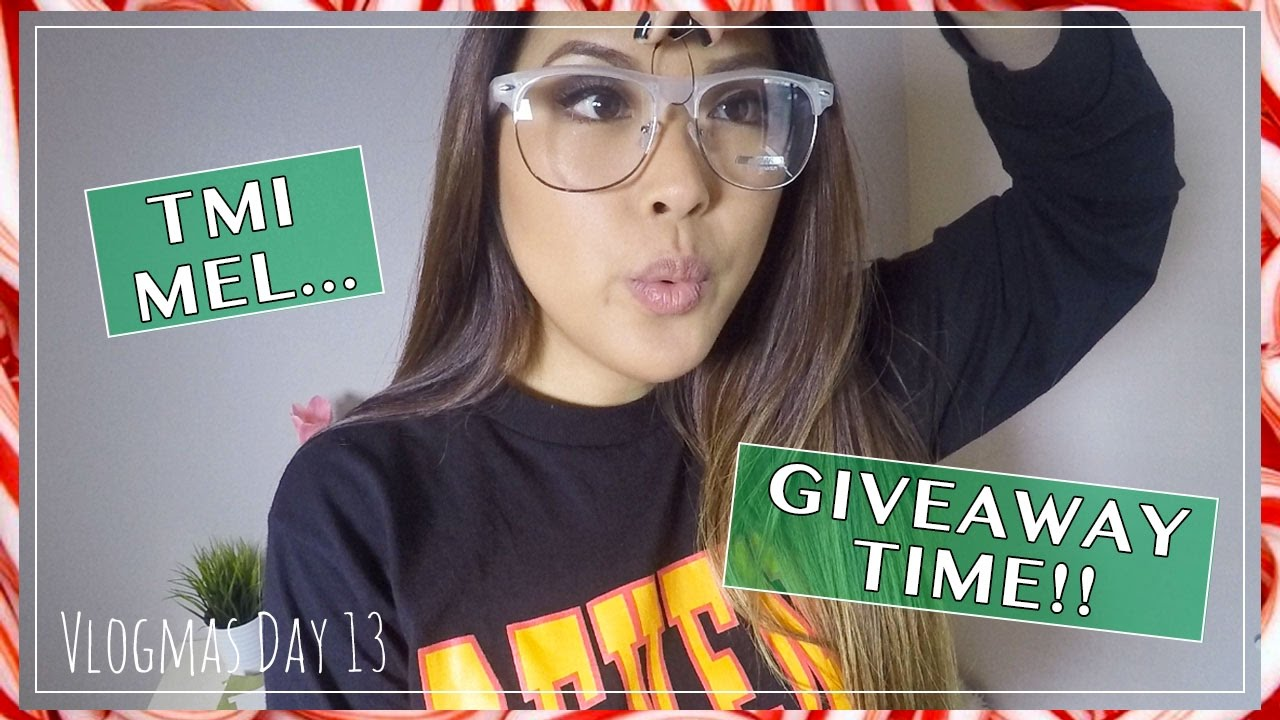 Problems going to the bathroom - I Have Problems Going To The Bathroom Mel Rous Giveaway Vlogmas 13 2016