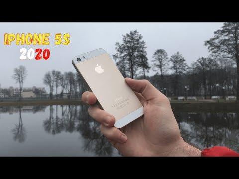 КУПИЛ IPhone 5s в 2020 - Можно ли пользоваться?/Стоит ли покупать?