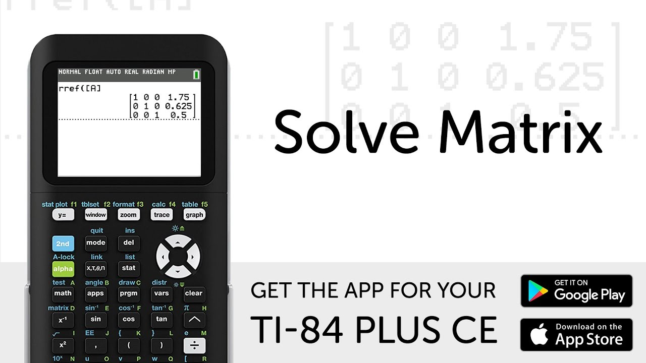 Calculate integral manual for ti-84 plus ce graphing calculator.