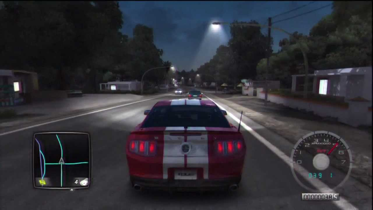 Tdu2 ford mustang shelby gt500 test drive unlimited 2