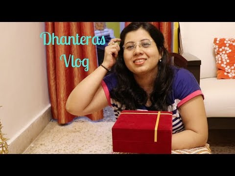 Something New This Dhanteras | Maitreyee's Passion - Indian Daily Vlogger