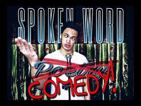 Spoken Word COMEDY!