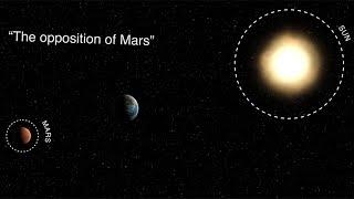 بانتظار هلال رمضان راقبوا كوكب المريخ في أقرب موقع له من الأرض منذ 11 عاما  - فرانس 24