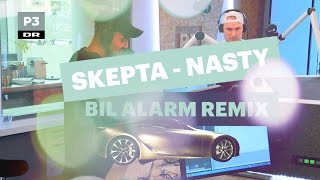 Skepta - Nasty (Lågsus Bilalarm Remix) | Lågsus | DR P3