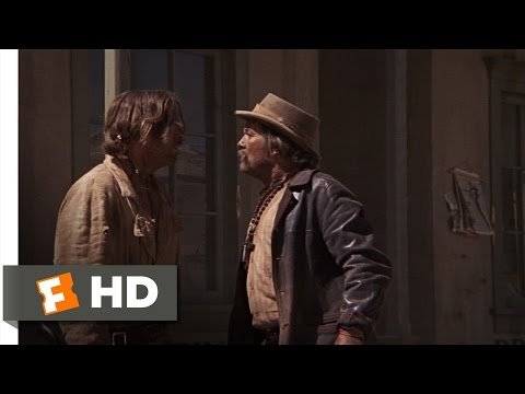 The Wild Bunch (3/10) Movie CLIP - He's Mine (1969) HD