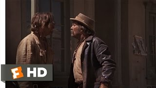 The Wild Bunch (3/10) Movie CLIP - He