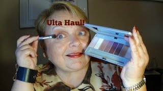 HAUL: Ulta Mini-Haul (October 2014) Thumbnail
